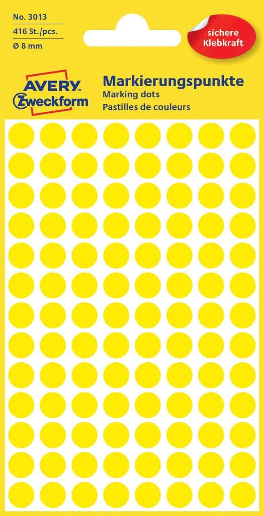 Dot Stickers 3013 Avery