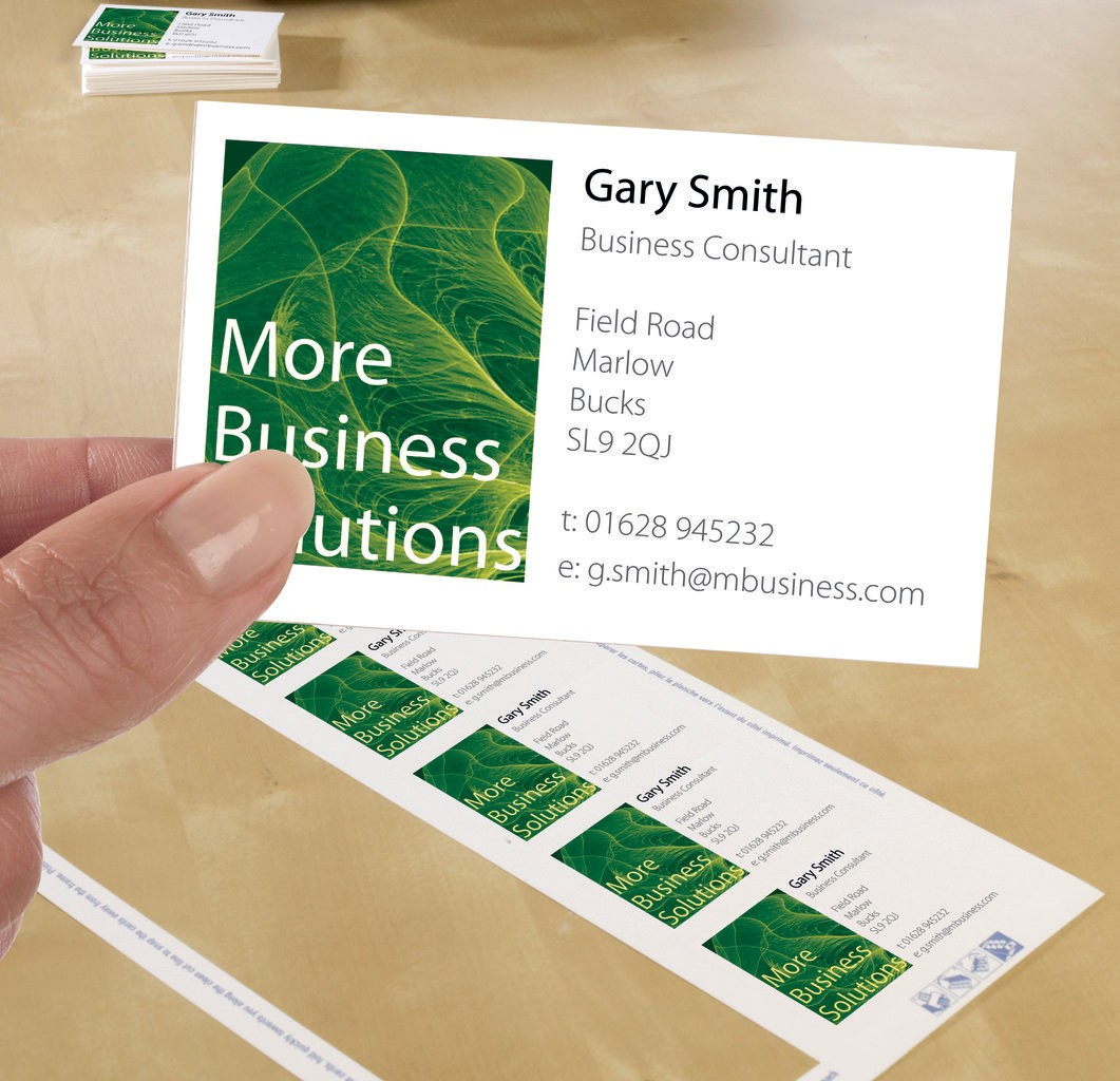 Superior Business Cards | C32011-25 | Avery