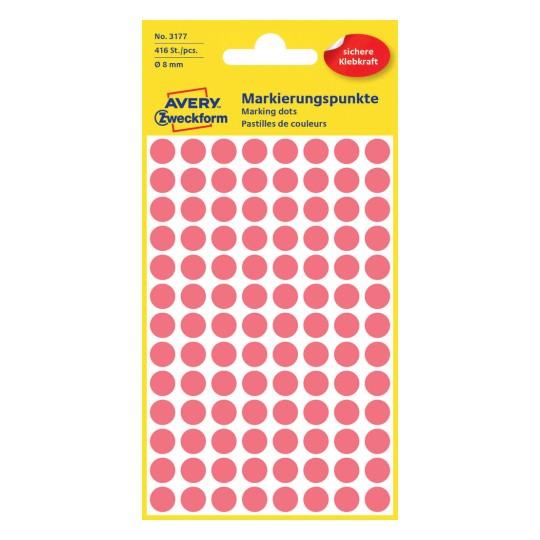 Dot Stickers 3177 Avery