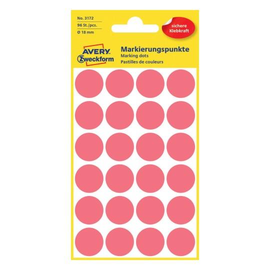 Dot Stickers 3172 Avery